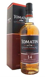Tomatin Scotch Single Malt 14 Year Portwood 750ml